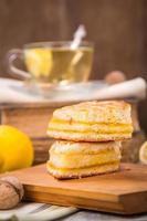 torta al limone foto