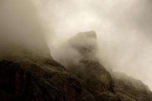 montagna foto