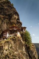 nido di tigre bhutan foto