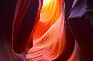 canyon antilop foto