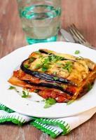 lasagne alle verdure foto