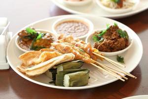piatto misto malesia foto