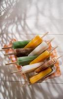 frutta ghiacciolo