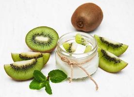 yogurt al kiwi