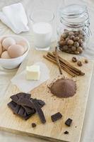 fare il cioccolato foto