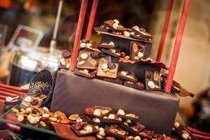 cioccolato belga foto