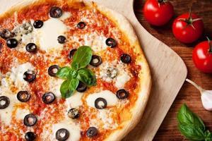 pizza italiana margherita