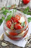 pomodori al forno foto