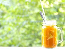 succo di carota dieta alimentare sana foto
