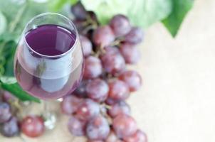 succo d'uva foto