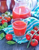 succo di pomodoro foto