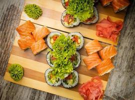 rotolo di sushi