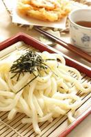 cibo giapponese, udon noodles foto