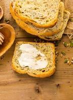 pane a lievitazione naturale foto