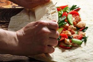 shawarma foto