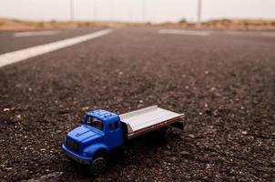 modello del camion foto