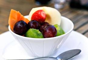 frutta salata foto