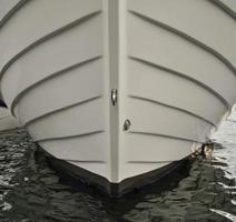 prua della barca foto