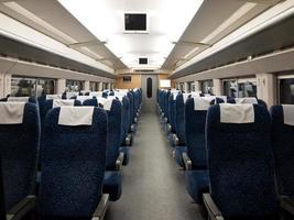 dentro il treno foto