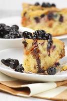 torta di frutta foto