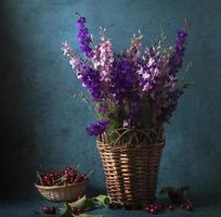 fiori selvatici foto
