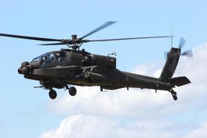 elicottero apache foto