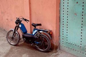 motocicletta marocchina foto