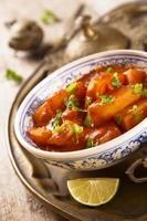 curry di patate foto