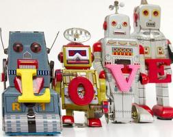 amore robot foto