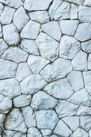 costruzione di fondali rocciosi