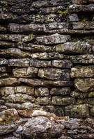 muro di roccia foto