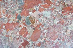 sfondo di roccia rossa foto