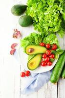 mix di verdure estive