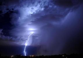 fulmine Tucson foto