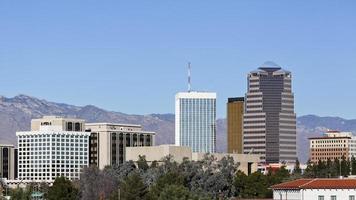 Tucson downtown, az foto