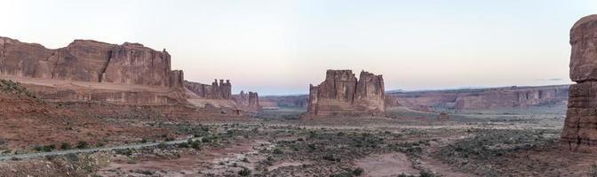 parco nazionale degli archi foto
