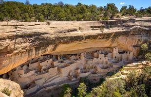 parco nazionale di mesa verde foto