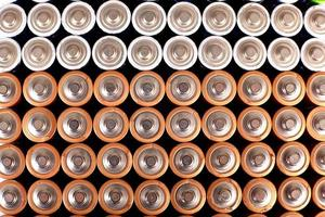 batterie d'oro in file