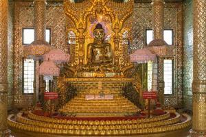pagoda di botataung, Yangon, Myanmar foto