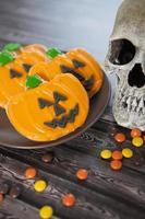 biscotti di halloween foto