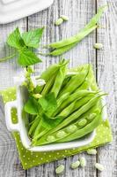 fagioli verdi foto