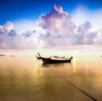 paesaggio della natura della Tailandia foto