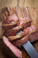 bistecche di manzo foto