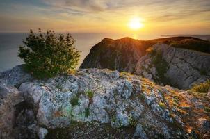 Bel paesaggio. foto