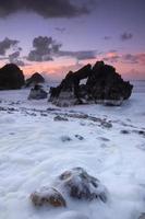 schiuma da spiaggia foto