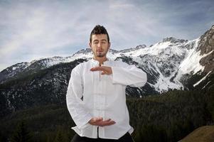 Tai Chi, Yoga Yoga e Qi Gong foto