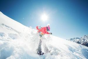 divertimento invernale foto