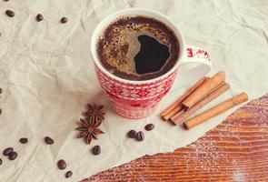 bevanda calda invernale