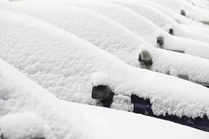 inverno in città foto
