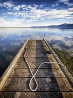 Lago Chiemsee foto